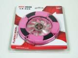 LX-929 风火轮散热垫[透明带灯]