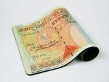 货币/钱币图案鼠标垫