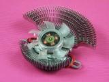 小QQ 全铝显卡散热器/散热风扇