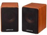 V3000 蓝悦全木质高保真音箱[USB]