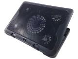 [五风扇]Y-550 零下冰封高性能笔记本电脑散热垫\散热器