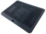 [黑色]N19 零下冰封笔记本电脑散热垫\散热器