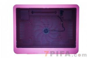 [粉红色]N19 零下冰封笔记本电脑散热垫散热器