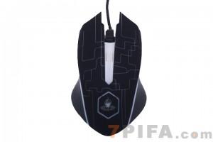 [黑色]V20 霸斧剑灵游戏竞技鼠标