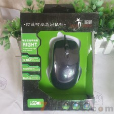 530 懒猫游戏鼠标[USB]