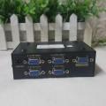 四口VGA高清视频分配器