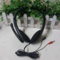 双插头裸机-1020头戴式电脑耳机