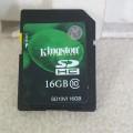 16GSD8 Kingston金士顿SD相机卡
