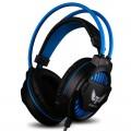 发光版欧凡G1 网咖游戏电竞语音电脑耳机带麦克风头戴式耳麦批发