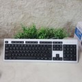 [特价]X100 英文彩盒包装[USB]单键盘