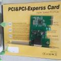 PCI-E/L8111C千兆网卡高速台式机网卡