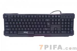 DY-807 德意龙商务键盘[USB]