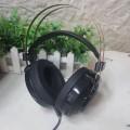 919 发光头戴式电脑耳机USB
