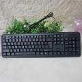 LK-500 羿血狼全黑游戏键盘