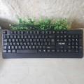 K-8100 汇佰硕电脑游戏单键盘