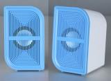 优迪奥T52低音振膜笔记本型高端USB音箱