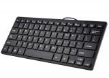 [黑色78键]10寸巧克力超薄笔记本键盘USB