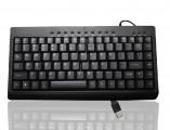 K08超薄静音笔记本金属底壳联想同款外接USB键盘