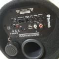 6寸 插卡超级低音炮 汽车摩托车音箱