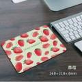 草莓方形鼠标垫[260X210X3MM]
