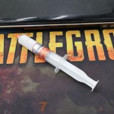 白色 410大针筒导热膏