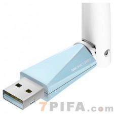 水星 MW150UH免驱版 USB迷你无线网卡 模拟AP 免驱无线网卡