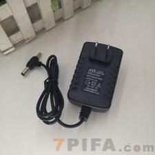 12V2A T头电源适配器[一边是5.5头一边是4.0头]