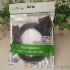 DVI转HDMI1.5米 铭豹可互转高清连接线
