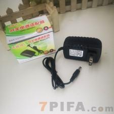 6V2A标准头电晕适配器