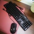 [U+U]现代有线商务键鼠套装