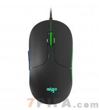 Q831爱国者游戏有线鼠标