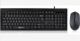 W903B 爱国者有线商务键鼠套装[U+U]